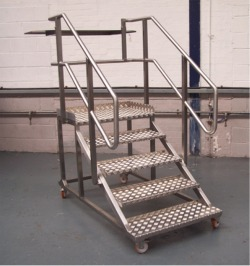 Portable Stainless Steel Work Stand